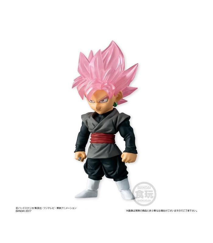Akihabaratoys Figura Estatica Candy Toy Dragon Ball Adverge 2 SP - Black Goku Super Saiyan - Preventa