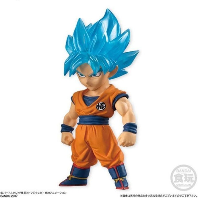 Akihabaratoys Figura Estatica Candy Toy Dragon Ball Adverge 2 SP - Goku Super Saiyan Blue - Preventa