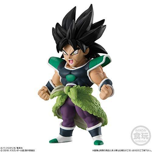 Akihabaratoys Figura Estatica Candy Toy Dragon Ball Adverge 9 - Broly - Preventa