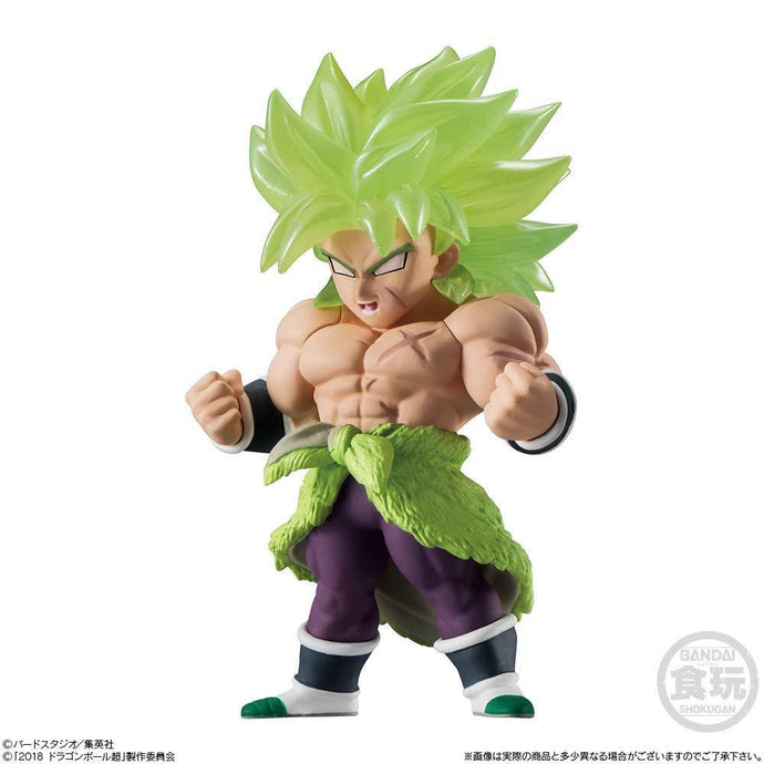 Akihabaratoys Figura Estatica Candy Toy Dragon Ball Adverge 9 - Super Saiyan Broly - Preventa