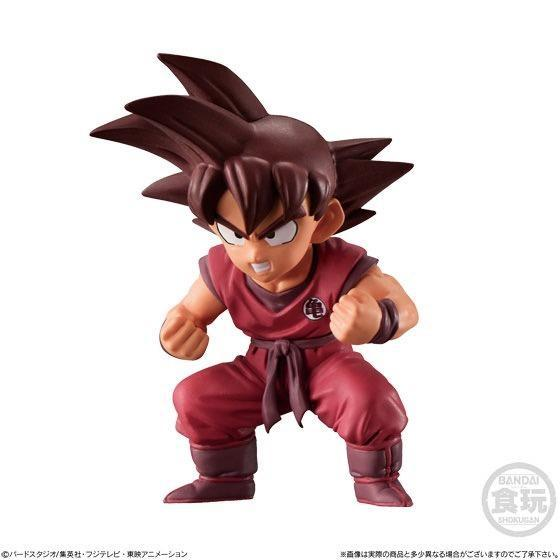 Akihabaratoys Figura Estatica CANDY TOY DRAGON BALL ADVERGE - GOKU (KAIO-KEN) - preventa