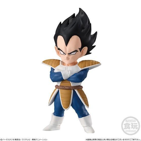 Akihabaratoys Figura Estatica CANDY TOY DRAGON BALL ADVERGE - VEGETA - preventa