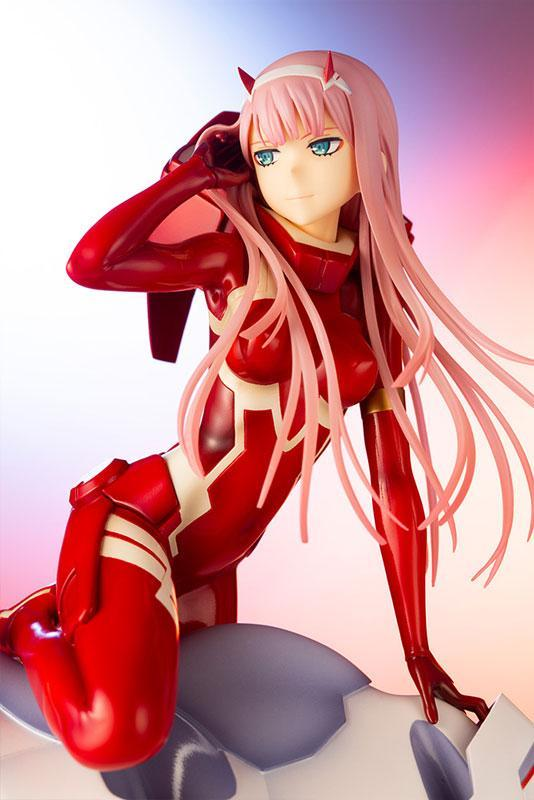 Akihabaratoys Figura Estatica DARLING In The FRANXX - Zero Two - Preventa