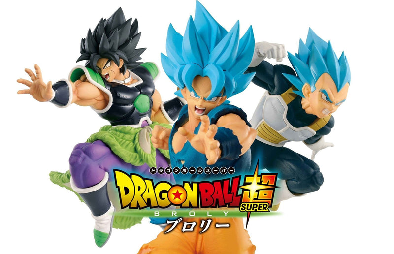 Akihabaratoys Figura Estatica Default Title PREVENTA Banpresto Dragon Ball Super Broly the Movie Set