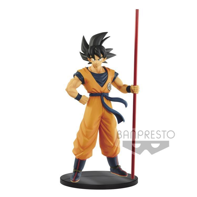 Akihabaratoys Figura Estatica Default Title PREVENTA Banpresto Dragon Ball Super the Movie Goku (The 20th Film) Limited Edition