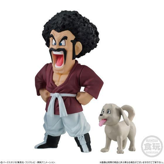Akihabaratoys Figura Estatica DRAGON BALL ADVERGE - MR SATAN