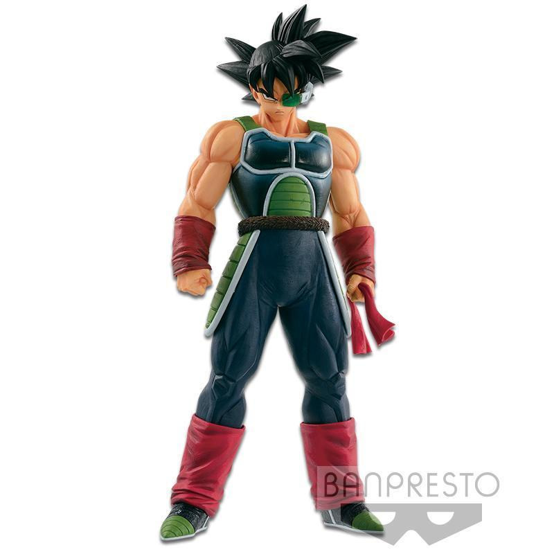 Akihabaratoys Figura Estatica DRAGON BALL Z GRANDISTA RESOLUTION OF SOLDIER FIGURE - BARDOCK