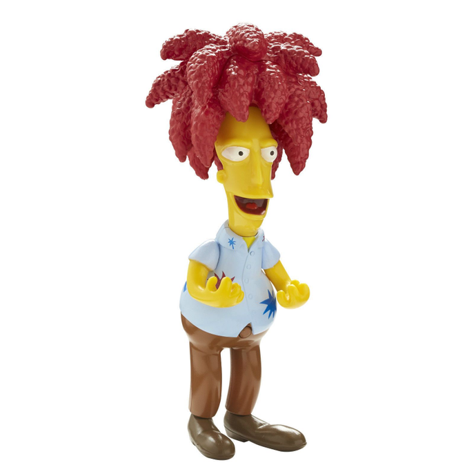 Akihabaratoys Figura Estatica FIGURA TALKING SIMPSONS BOB PATIÑO
