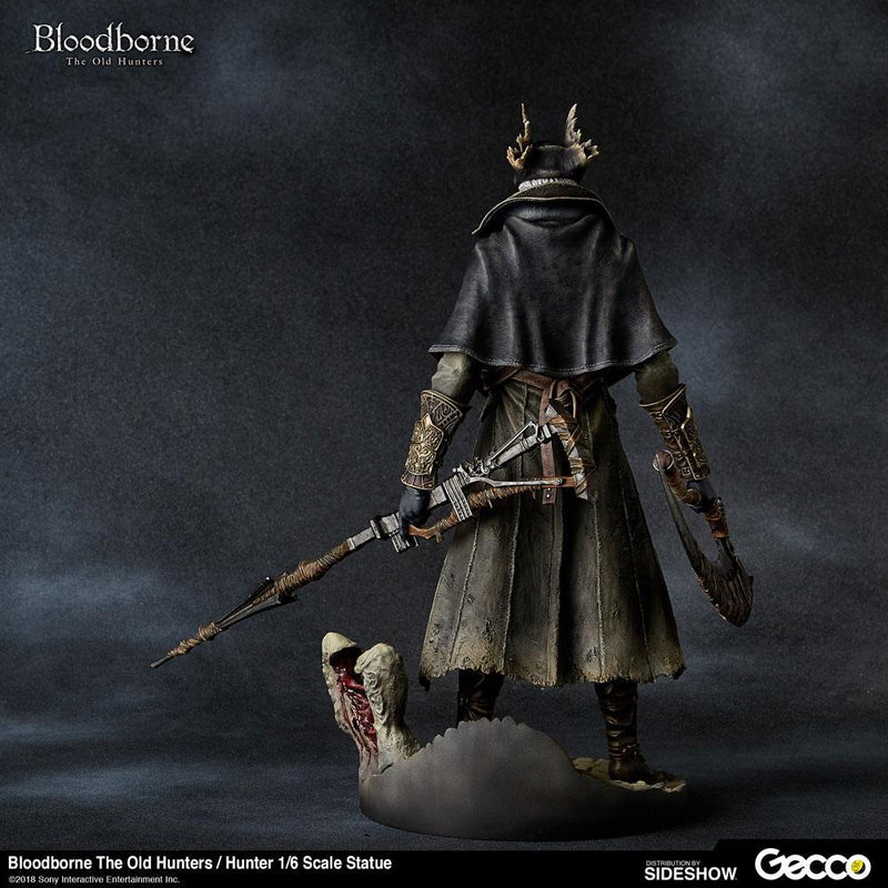 Akihabaratoys Figura Estatica Gecco 1/6 Scale Figure - Bloodborne The Old Hunters: Hunter - Preventa