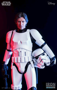 Akihabaratoys Figura Estatica HAN SOLO IN STORMTROOPER DISGUISE ART SCALE 1/10 STAR WARS SERIE 1