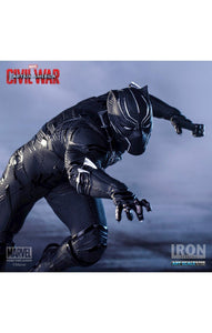 Akihabaratoys Figura Estatica Iron Studios BLACK PANTHER ART SCALE 1/10 CIVIL WAR