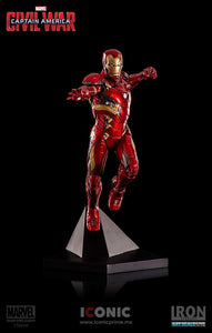 Akihabaratoys Figura Estatica Iron Studios Iron Man Mark XLVI Civil War