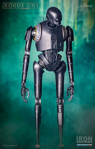 Akihabaratoys Figura Estatica IRON STUDIOS K-2SO ART SCALE 1/10 - STAR WARS ROGUE ONE
