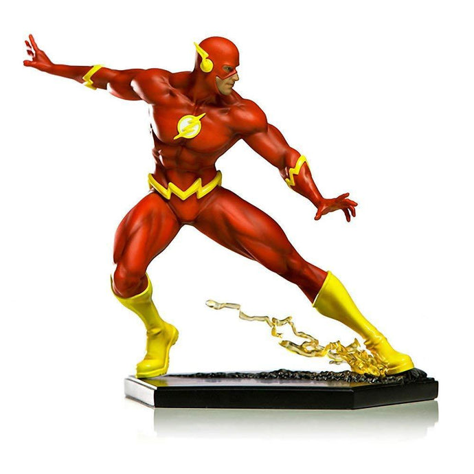 Akihabaratoys Figura Estatica IRON STUDIOS - THE FLASH 1/10 SCALE