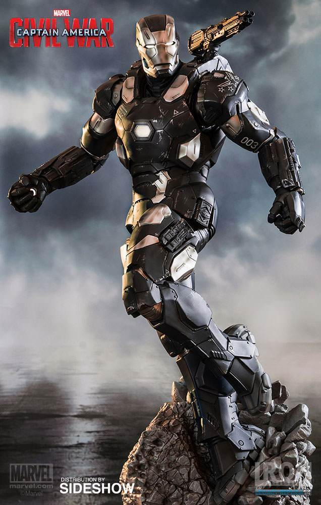 Akihabaratoys Figura Estatica Iron Studios War Machine Legacy Replica 1/4