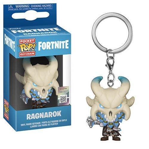 Akihabaratoys FUNKO Default Title PREVENTA Funko Pocket Pop Games Fortnite - Ragnarok Llavero