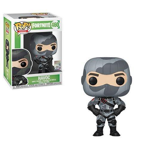 Akihabaratoys FUNKO Default Title PREVENTA Funko Pop Games: Fortnite - Havoc