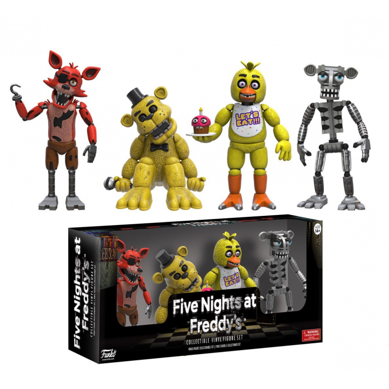 Akihabaratoys FUNKO FUNKO COLLECTOR SET FIVE NIGHTS AT FREDDY'S