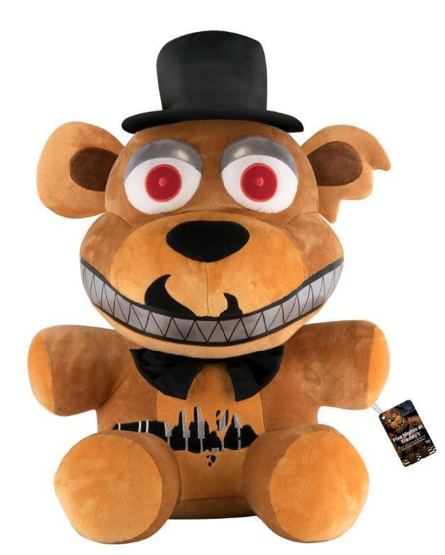 Akihabaratoys FUNKO FUNKO PLUSH FIVE NIGHTS AT FREDDY'S - NIGHTMARE FREDDY