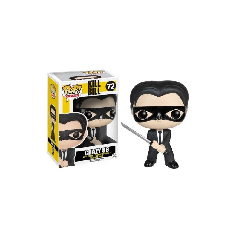 Akihabaratoys FUNKO FUNKO POP MOVIES KILL BILL - CRAZY 88