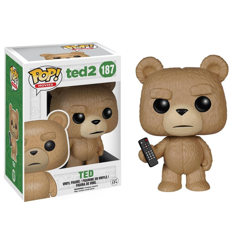 Akihabaratoys FUNKO FUNKO POP MOVIES TED2 - TED WITH REMOTE