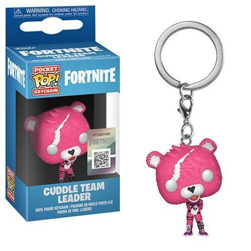 Akihabaratoys FUNKO PREVENTA Funko Pocket Pop Games Fortnite - Cuddle Team Leader Llavero