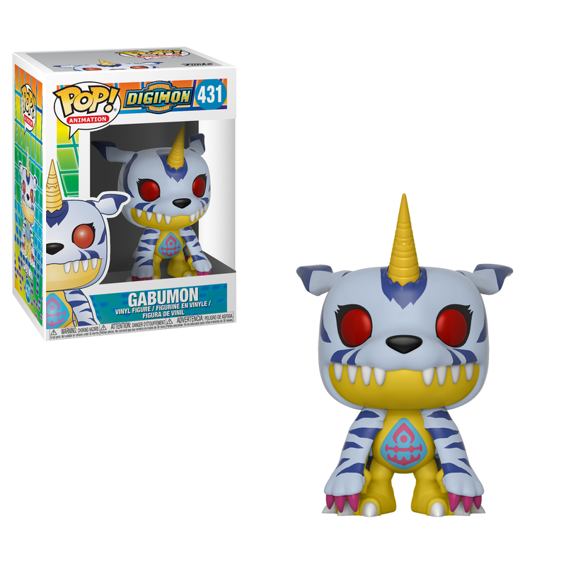 Akihabaratoys FUNKO PREVENTA Funko POP! Animation: Digimon - Gabumon