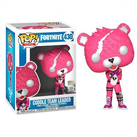 Akihabaratoys FUNKO PREVENTA Funko-Pop-Games: Fortnite - Cuddle Team Leader