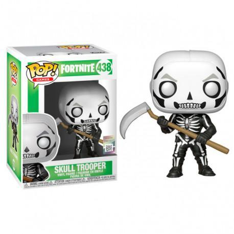 Akihabaratoys FUNKO PREVENTA Funko-Pop-Games: Fortnite -  Skull Trooper