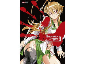 Akihabaratoys Manga & Comics MANGA HIGH SCHOOL OF THE DEAD FULL COLOR 1