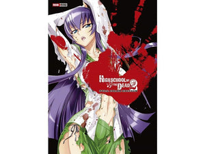 Akihabaratoys Manga & Comics MANGA HIGH SCHOOL OF THE DEAD FULL COLOR 2