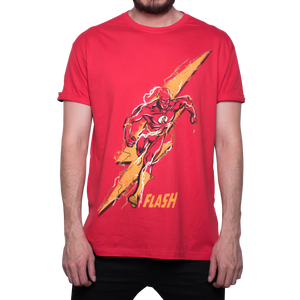 Akihabaratoys Playera PLAYERA THE FLASH RUN FOIL