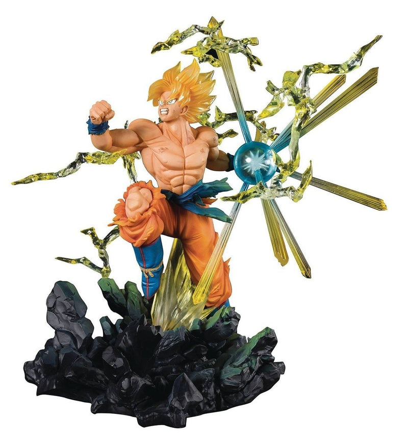 Bandai Figuarts Zero Dragon Ball - Super Saiyan Goku The Burning Battles - preventa