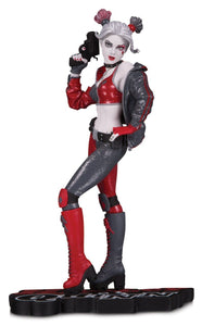 DC Collectibles Harley Quinn Red White and Black by Joshua Middleton Statue - preventa