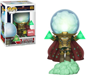 Funko Pop Marvel: Spiderman Far From Home - Misterio - preventa