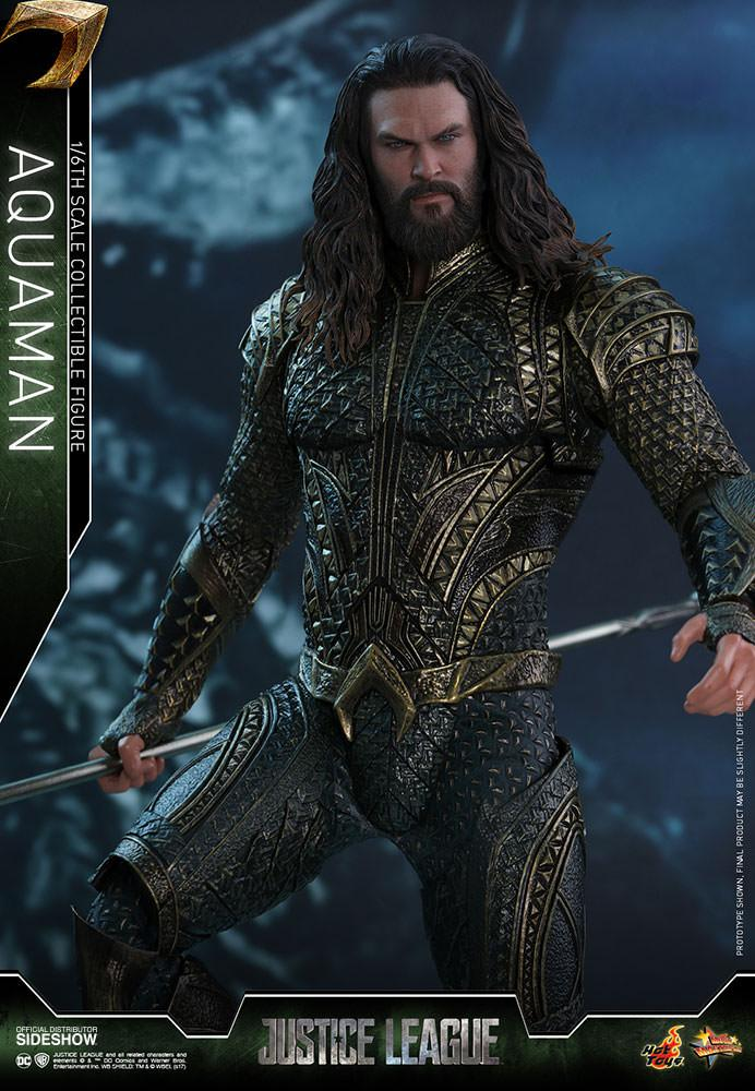 Hot Toys Justice League - Aquaman 1/6 Preventa