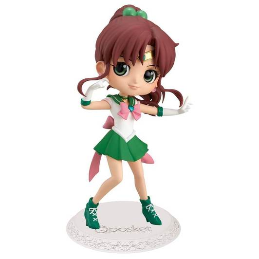 Banpresto Q Posket: Sailor Moon Eternal - Super Sailor Jupiter Preventa