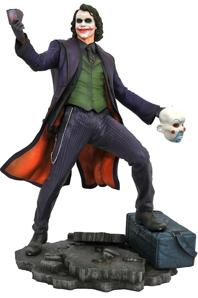 Diamond Select DC Gallery Batman Dark Knight Movie Joker Preventa