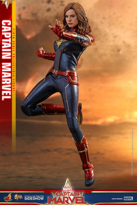 Hot Toys Captain Marvel - Captain Marvel 1/6 Preventa