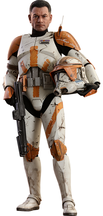 Hot Toys Episode III: Revenge of the Sith - Commander Cody Preventa