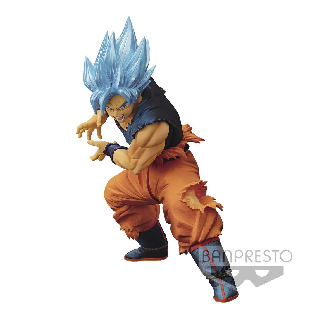 Banpresto Dragon Ball Super Maximatic - Goku Super Saiyan - preventa