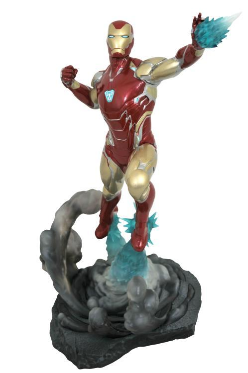 Diamond Select Marvel Gallery Avengers: Endgame Iron Man MK85 - Preventa