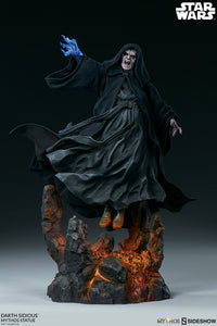 Sideshow Star Wars Statue - Darth Sidious Mythos - preventa