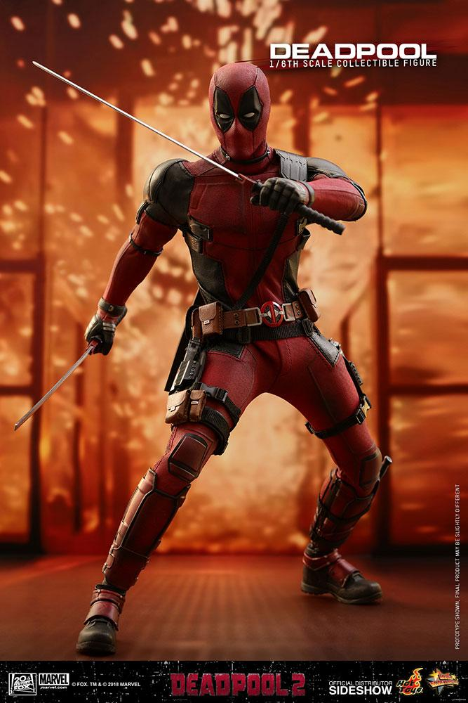Hot Toys Deadpool 2 - Deadpool 1/6