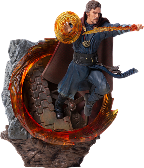 Iron Studios - Doctor Strange Avengers: Endgame - Art Scale 1:10 Battle Diorama Series Preventa