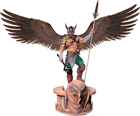 Iron Studios - Hawkman (Open Wings) Prime Scale 1:3 - DC Comics Series 4 by Ivan Reis Preventa