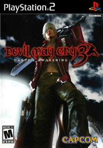 Playstation 2 Devil May Cry 3
