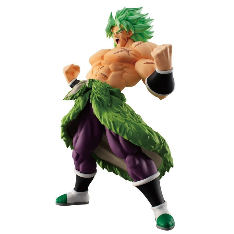 Bandai Candy Toy Styling Dragon Ball - Super Saiyan Broly - Preventa