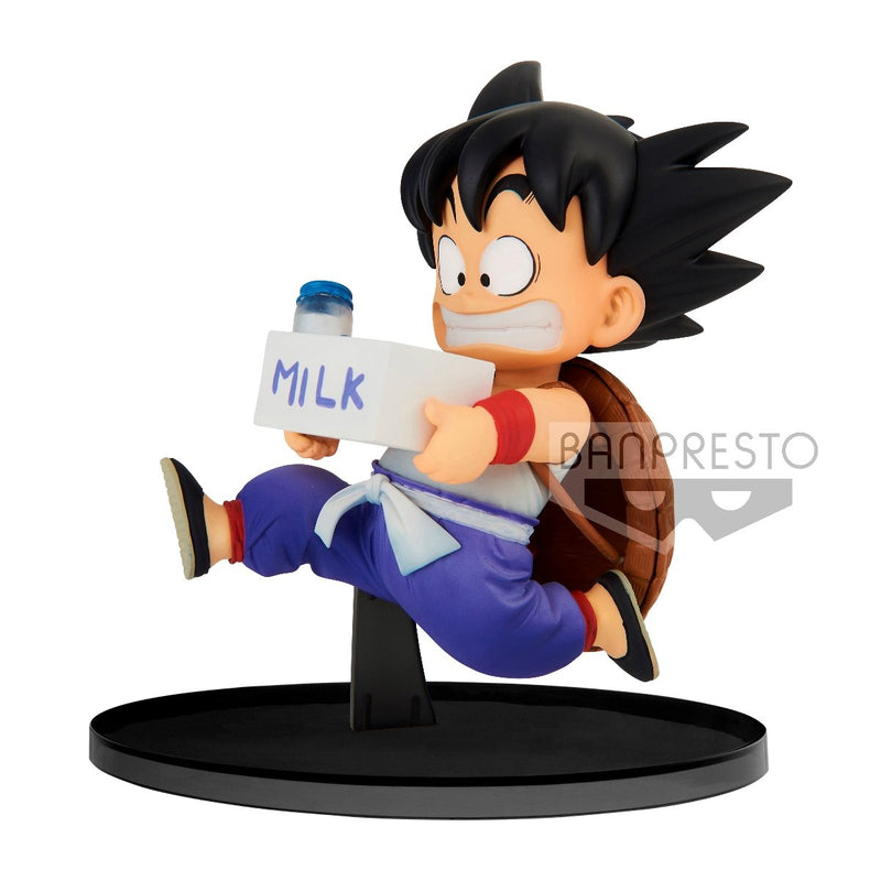 Banpresto  World Figure Colosseum 2 Dragon Ball Vol. 7 - Goku Milk