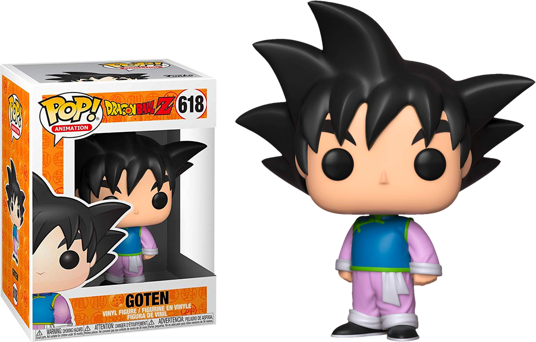 Funko Pop Animation: Dragon Ball Z - Goten - Preventa